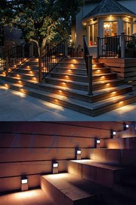 đèn led âm tường chất lượng