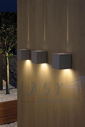 đèn tường led 2 đầu