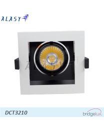Đèn LED âm trần Vuông COB 10W |DCT3210
