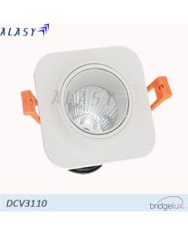 Đèn LED Âm Trần Vuông 10W