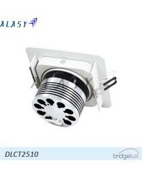 Đèn LED Âm Trần Vuông 12V 10W | DLCT2510