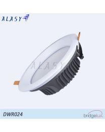 đèn led âm trần chống nước 24w