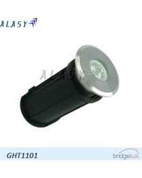 ĐÈN LED ÂM TƯỜNG LỐI ĐI 1W - GHT1101