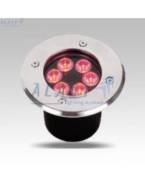 Đèn LED Âm Đất 6W – GHT406