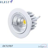 ĐÈN LED ÂM TRẦN COB 7W - DCT2707