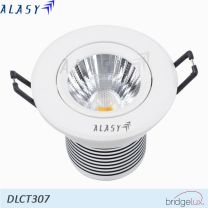 den led downlight cob 12v 7w chat luong tphcm