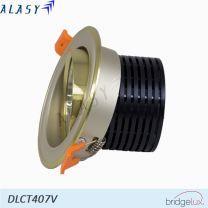 Đèn LED Âm Trần COB 12V 7W | DLCT407V