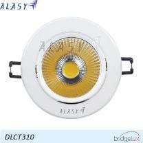 Đèn LED âm trần COB 12v 10w