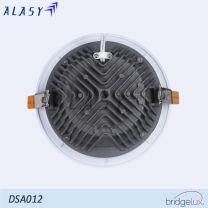 ĐÈN LED ÂM TRẦN COB 12W - DSA012