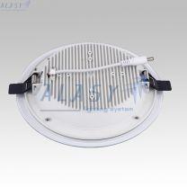 Đèn LED Âm Trần 6W Có Kính Đổi Màu DSTG06-3