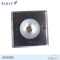 ĐÈN LED ÂM ĐẤT VUÔNG 5W - GCV105