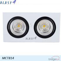 Đèn LED Đôi Âm Trần 14W|MCT814