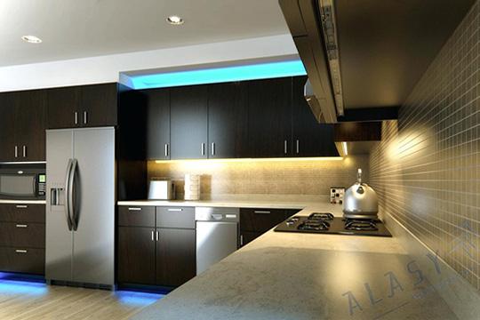 Đèn LED Hắt Tủ Bếp