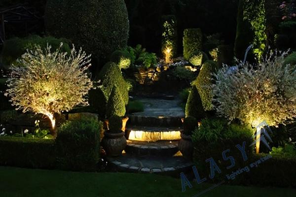 Đèn LED Trang Trí Sân Vườn