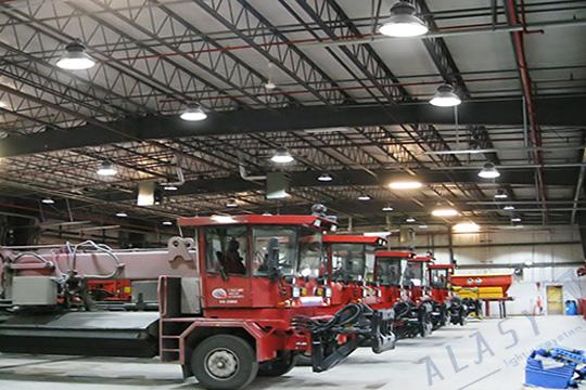đèn led nhà xưởng chất lượng