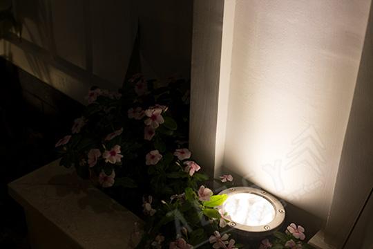 đèn led rọi cột
